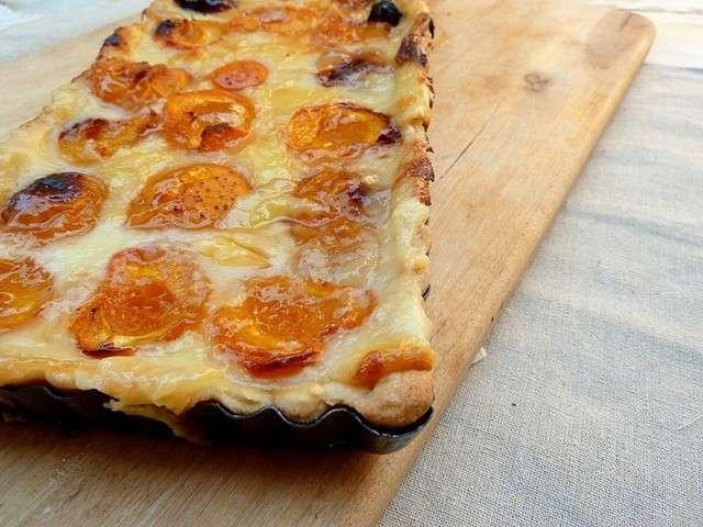 Recettes de tarte aux abricots de ratiba for Notre cuisine algerienne