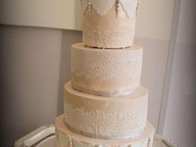 Recettes De Wedding Cake Et Anniversaire