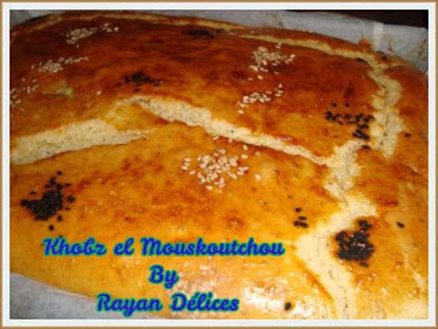 Recettes de mouskoutchou de rayan d lices for Mouskoutchou samira tv