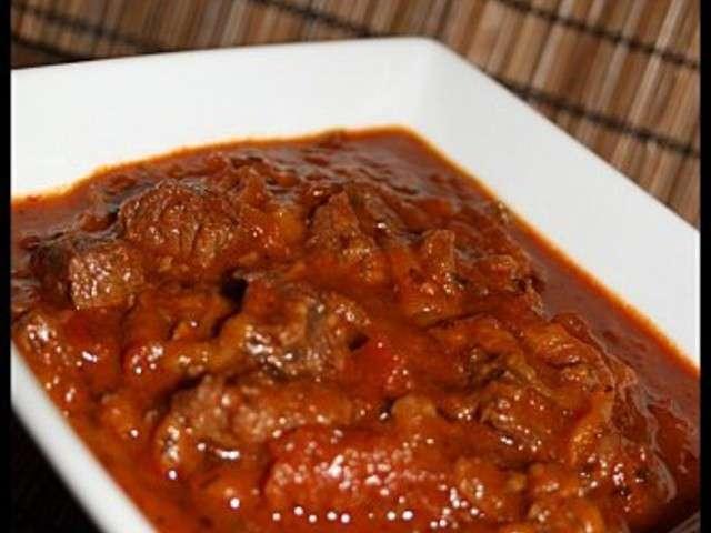 Les meilleures recettes de goulash et b uf - Cuisiner le paleron de boeuf ...
