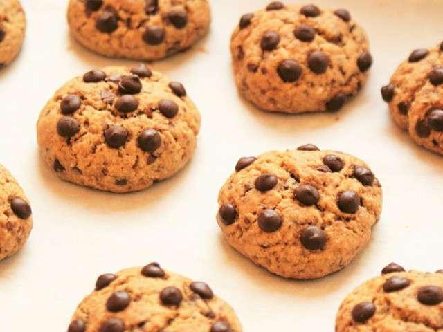 Recettes de moelleux au chocolat et cookies - Recette cookies chocolat moelleux ...