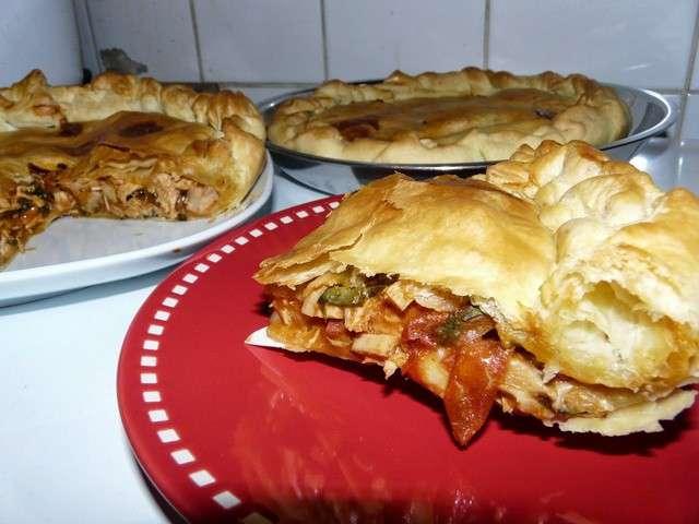 Recettes de tourtes de recettes d 39 une m re de famille - Idee repas famille nombreuse ...