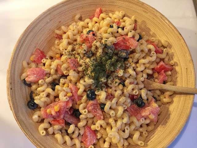 Recettes de salade de p tes de recettes d 39 une m re de for Cuisine famille nombreuse
