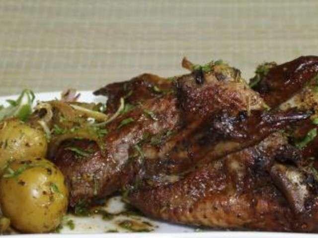 Recettes de poulet au citron et cuisine au four - Cuisine poulet au four ...