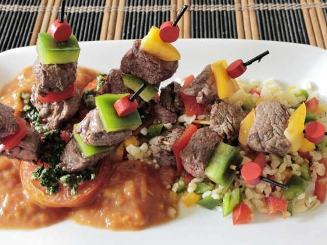 Recettes de brochettes de cuisine d 39 afrique - Blog de recettes de cuisine ...
