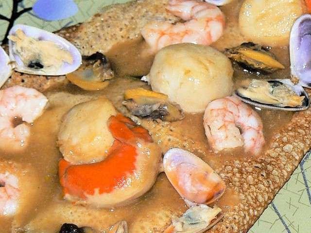 Recettes de noix de saint jacques de cuisine d 39 afrique - Cuisine noix de saint jacques ...