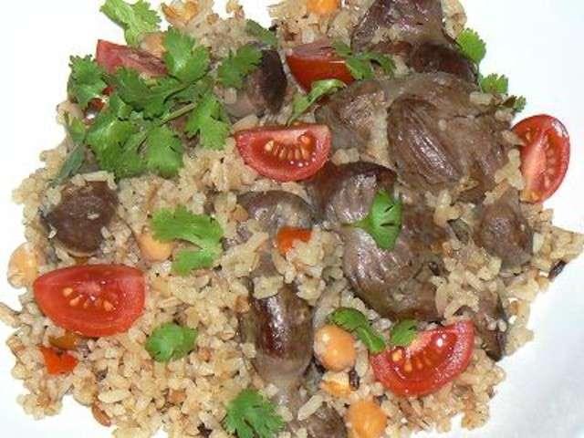 Recettes de g siers de cuisine d 39 afrique for Africaine cuisine