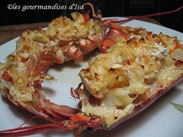 photo comment cuisiner un homard surgele