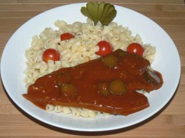 Recettes de langues 27 - Cuisiner langue de boeuf sauce piquante ...