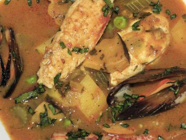 Recettes de soupe de cuisine d 39 afrique - Cuisine soupe de poisson ...