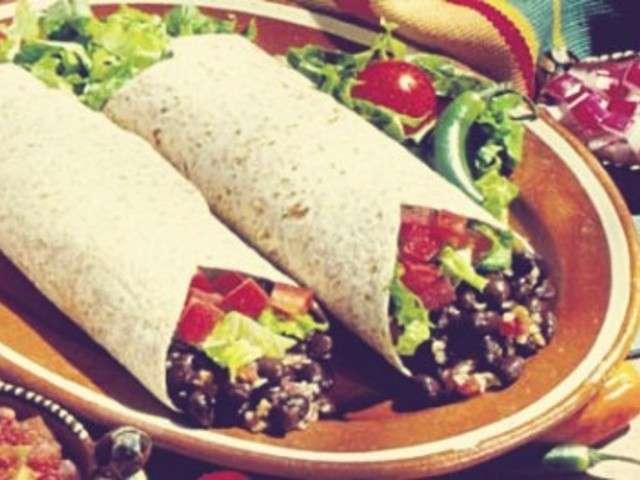 recettes de burritos 3. Black Bedroom Furniture Sets. Home Design Ideas