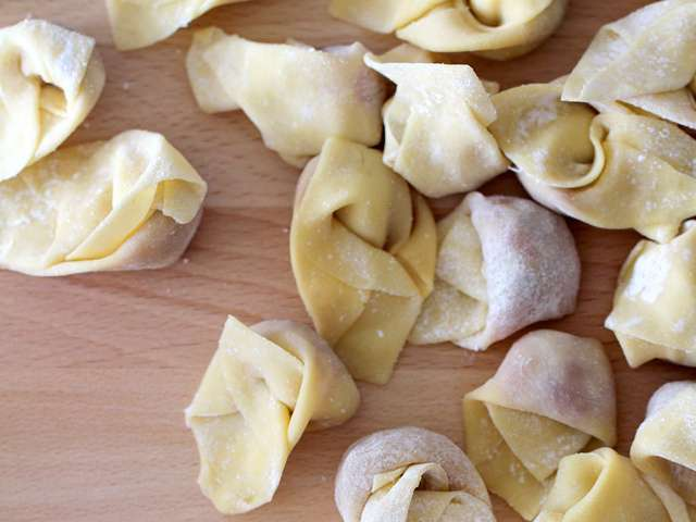 Recettes de wonton de recettes qu b coises du chef cuisto - Blog recette de cuisine asiatique ...