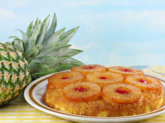 Recettes d 39 ananas et g teaux 9 for Maman cuisine x