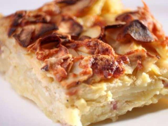Recettes de gratin dauphinois de recettes qu b coises du - Cuisine a la mijoteuse ...