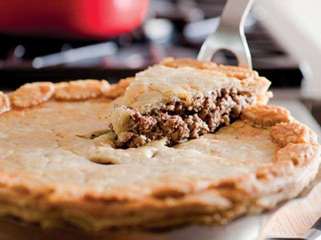 recettes de tourti 232 re de recettes qu 233 b 233 coises du chef cuisto