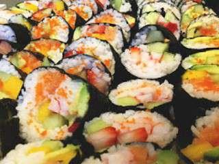 recette sushi maki 4 personnes un site culinaire populaire avec des recettes utiles. Black Bedroom Furniture Sets. Home Design Ideas