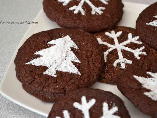 recettes de cookies au chocolat 3. Black Bedroom Furniture Sets. Home Design Ideas