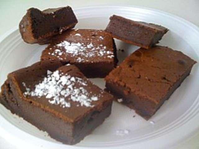 Les meilleures recettes de fondant au chocolat et cuisine sans oeuf - Recette fondant au chocolat sans oeuf ...