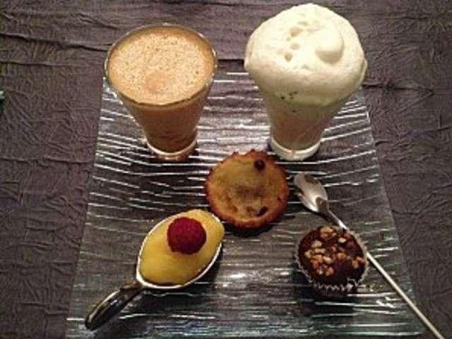 Recettes de desserts de recettes et gourmandises de diane - Recette de mini dessert gourmand ...