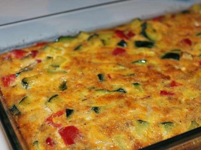 Recettes de courgettes de recettes faciles rapides - Recettes vegetariennes faciles et rapides ...