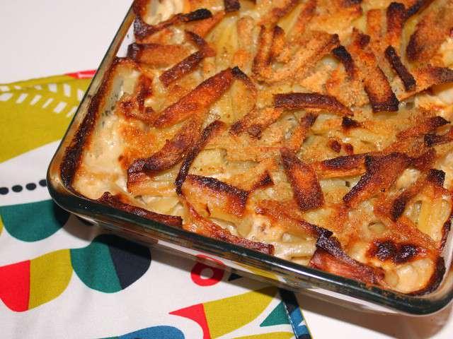Recettes de gratins de recettes faciles rapides - Recettes vegetariennes faciles et rapides ...