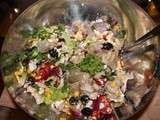 Salade aux haricots blancs
