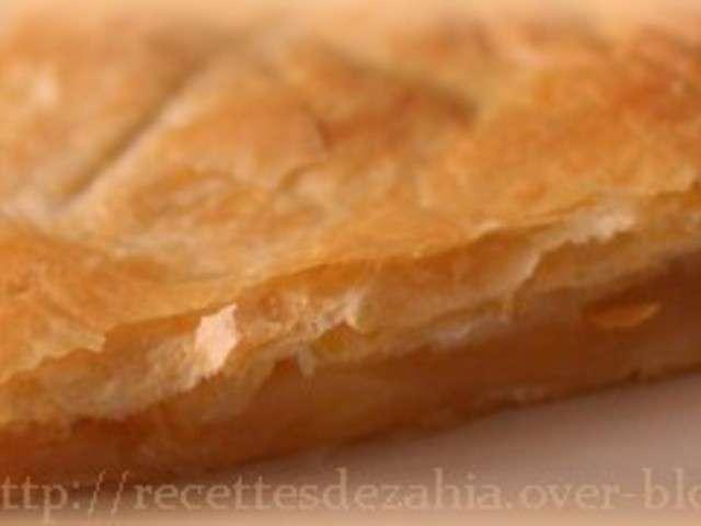 Recettes de galette des rois de recettes faciles - Recette facile galette des rois ...