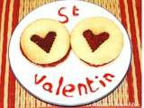St Valentin : Biscuits d'amour