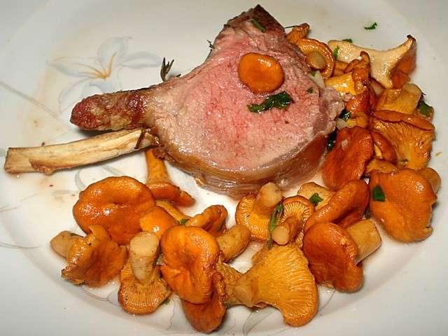 Les meilleures recettes d 39 agneau et carr d 39 agneau - Cuisiner une selle d agneau ...