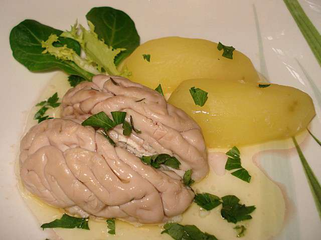 Les meilleures recettes de cervelle - Cuisiner la cervelle d agneau ...
