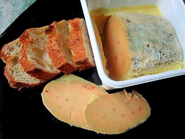 Recettes de foie gras de recettes simples - Recette de foie gras ...