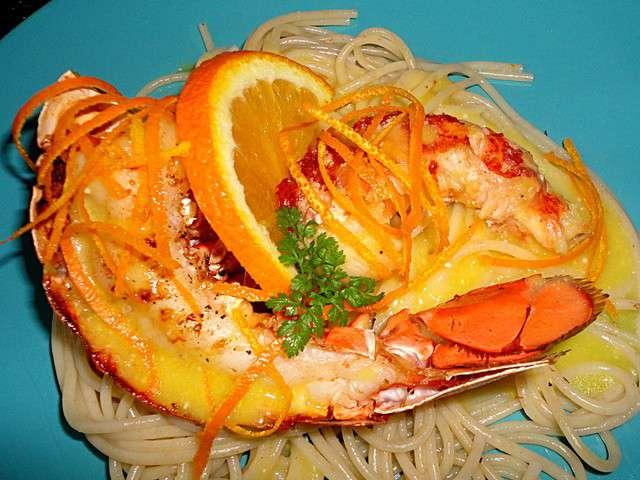 Recettes de homard 17 - Recette homard grille ...