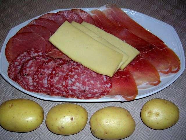 Les meilleures recettes de raclette et charcuterie - Faire une raclette originale ...