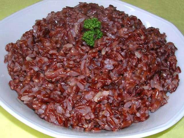 Comment cuisiner riz rouge - Comment cuisiner des crevettes roses ...