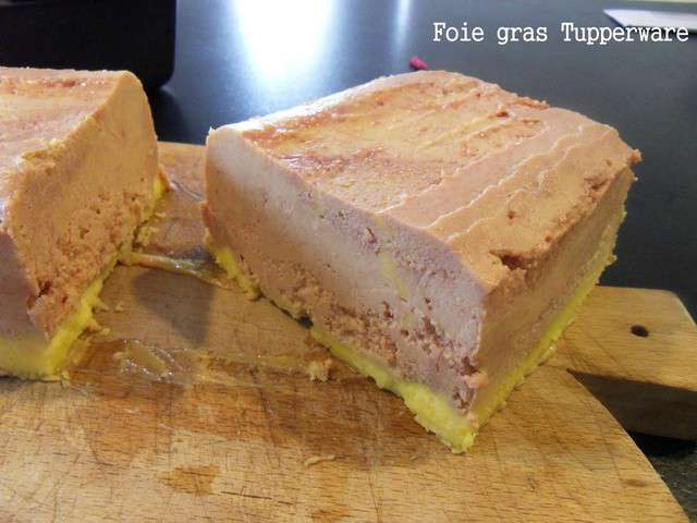 Recettes de tupperware et foie gras - Dosage sel et poivre pour foie gras ...