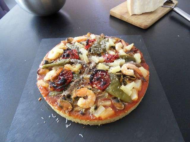 recettes de fruits de mer et pizza. Black Bedroom Furniture Sets. Home Design Ideas
