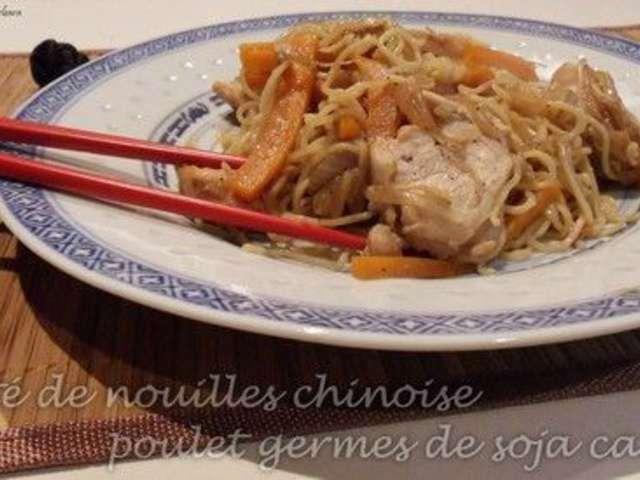 Les meilleures recettes de germes de soja et poulet - Cuisiner les germes de soja ...