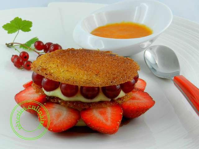 Recettes de mousseline et abricot - Une mousseline en cuisine ...
