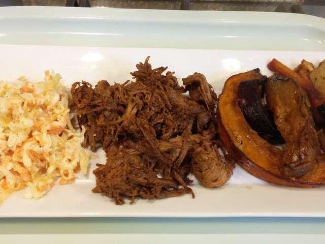 Recettes de coleslaw et porc - Cuisiner rognons de porc ...