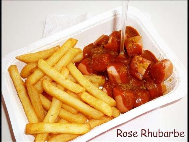 Recettes de d fi street food et allemagne for Cuisine xxl allemagne