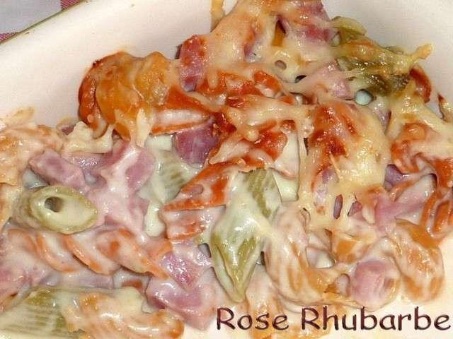 recettes de p 226 tes de rhubarbe