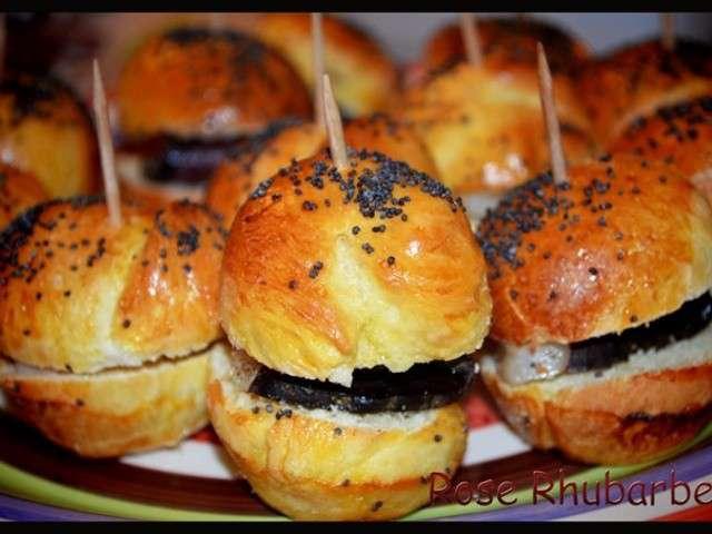 Recettes de magret s ch de rose rhubarbe - Herve cuisine hamburger ...
