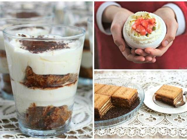 Recettes de Desserts Faciles