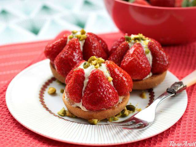 Recettes de fraisier et cuisine sans gluten - Cuisine sans gluten recettes ...