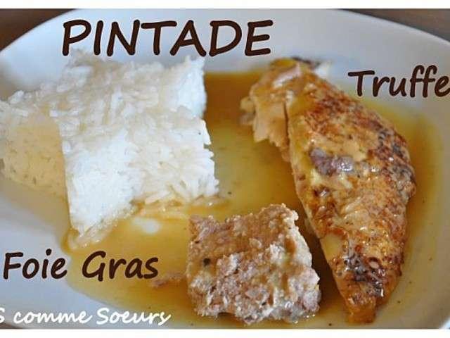 Les meilleures recettes de foie gras et truffes - Recette de foie gras ...