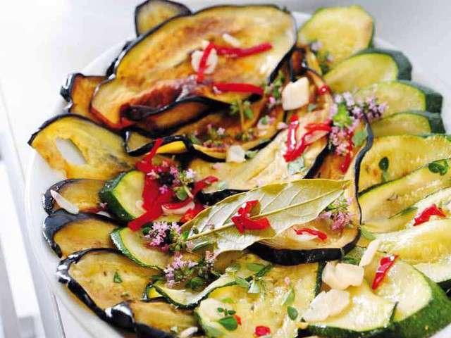 Recettes d 39 aubergines et huile d 39 olive - Huile de carthame cuisine ...