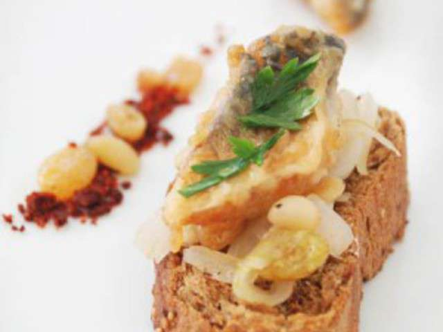 Recettes de crostini 3 - Cuisine orientale blog ...