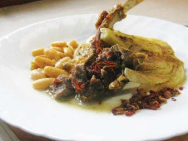 Recettes de fenouil de sanafa recettes de cuisine orientale for Cuisine orientale