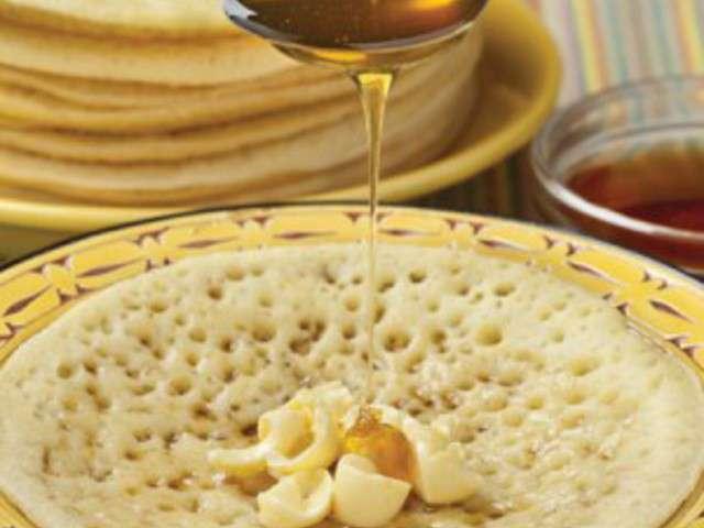 Recettes de cr pe et ramadan for Cuisine orientale