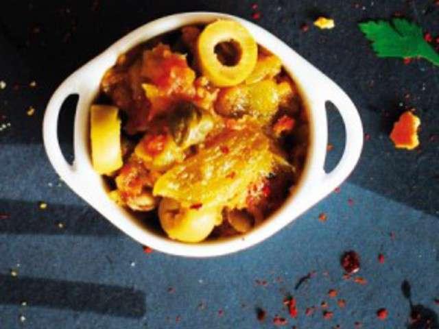 Les meilleures recettes de salades et aubergines 14 - Blog de cuisine orientale pour le ramadan ...